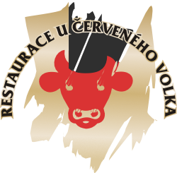Restaurace U červeného volka logo
